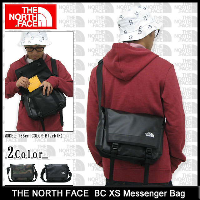 b7d2fe694882 ice field  The north face THE NORTH FACE BC XS Messenger bag mens ...