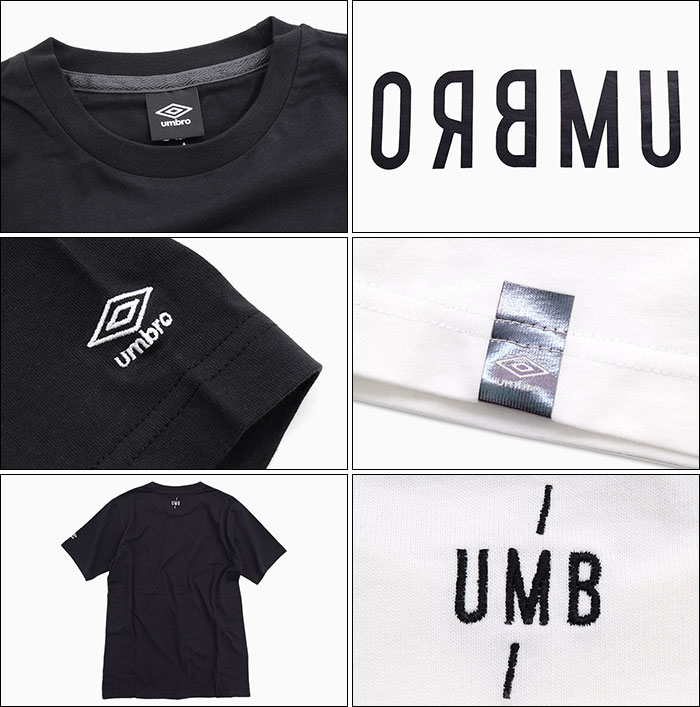 UMBROアンブロのTシャツ URA Cotton03