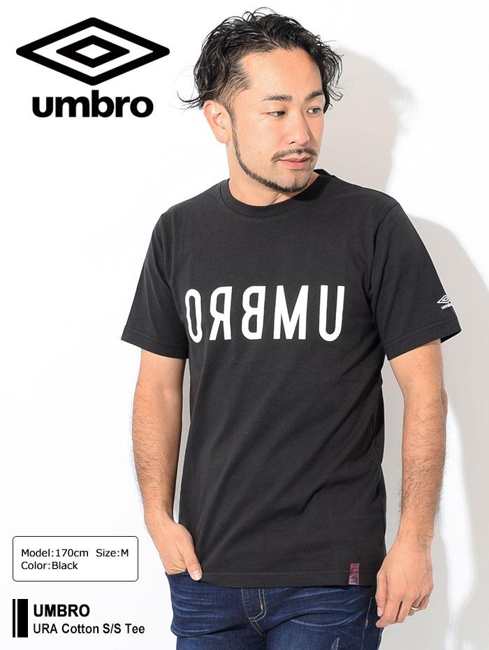 UMBROアンブロのTシャツ URA Cotton01