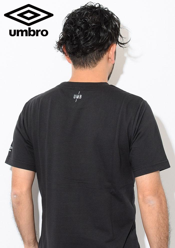 UMBROアンブロのTシャツ URA Cotton02