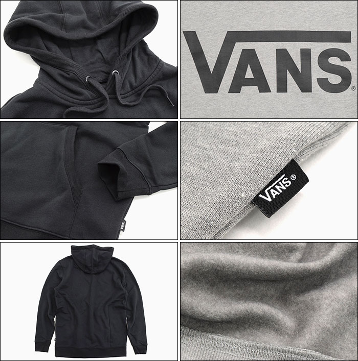 VANSバンズのパーカー Classic Pullover Hoodie08