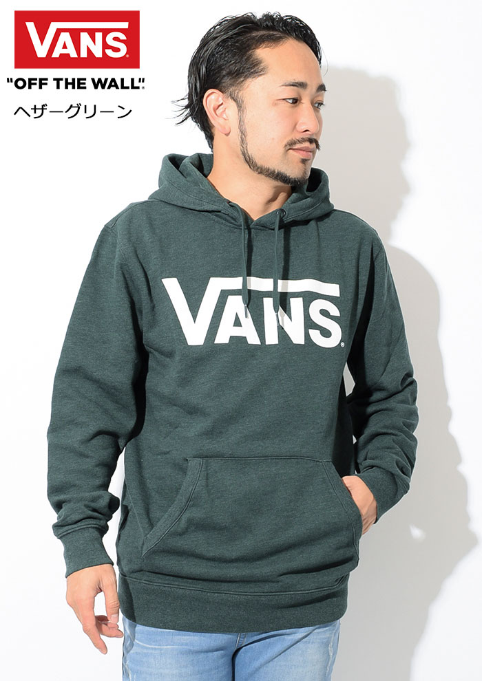 VANSバンズのパーカー Classic Pullover Hoodie06