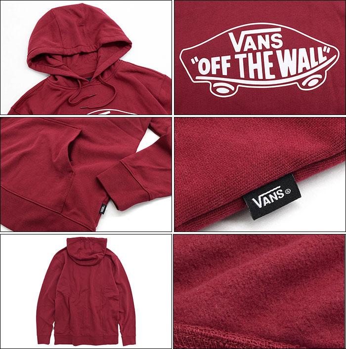 VANSバンズのパーカー OTW Fleece Pullover Hoodie05