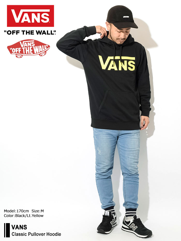 VANSバンズのパーカー Classic Pullover Hoodie01
