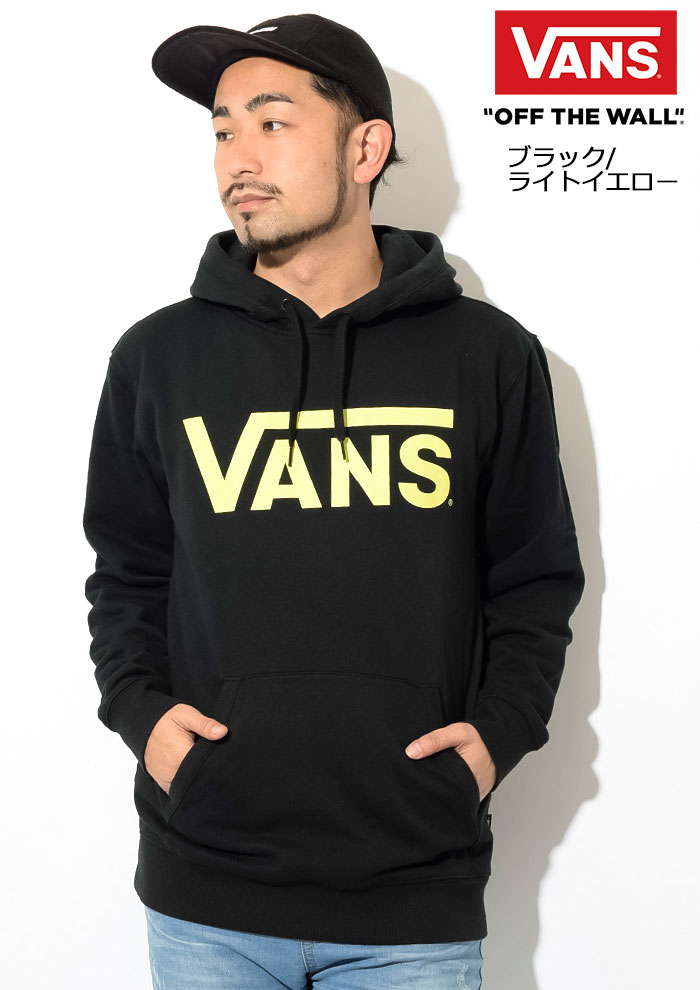 VANSバンズのパーカー Classic Pullover Hoodie03
