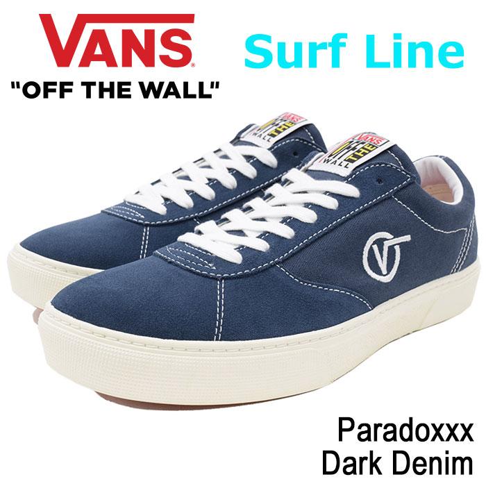 VANSバンズのスニーカー パラドックス02