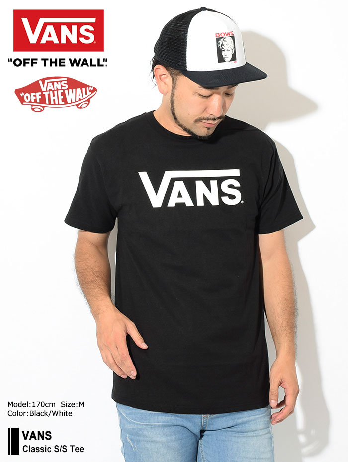VANSバンズのTシャツ Classic01