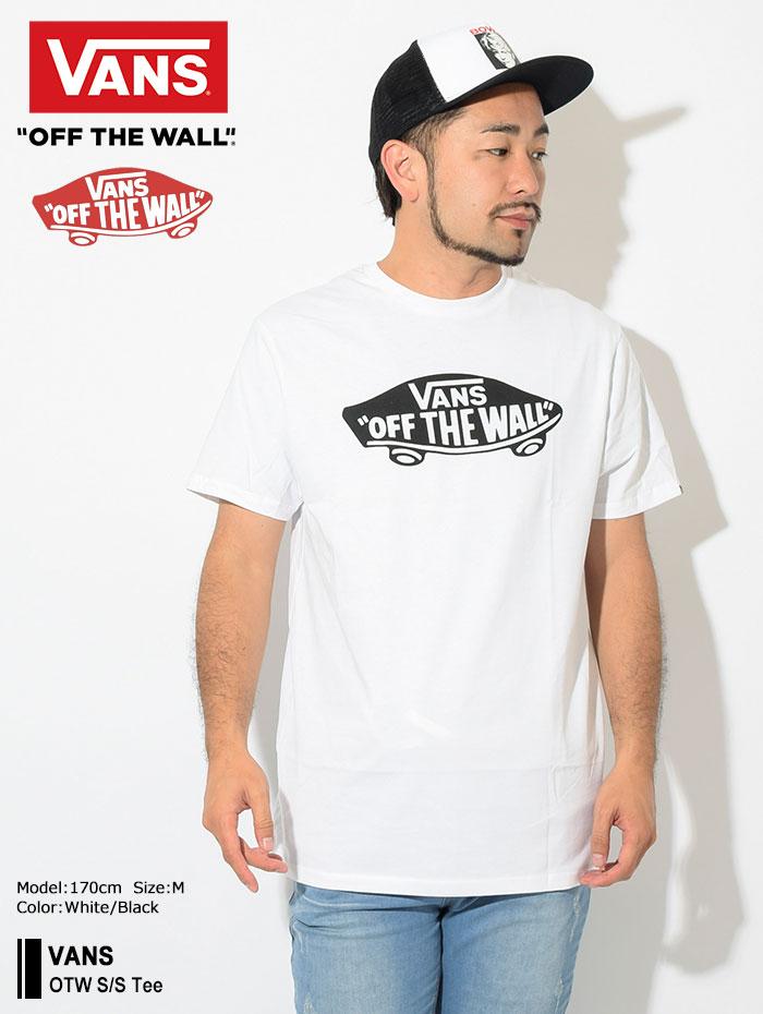VANSバンズのTシャツ OTW01