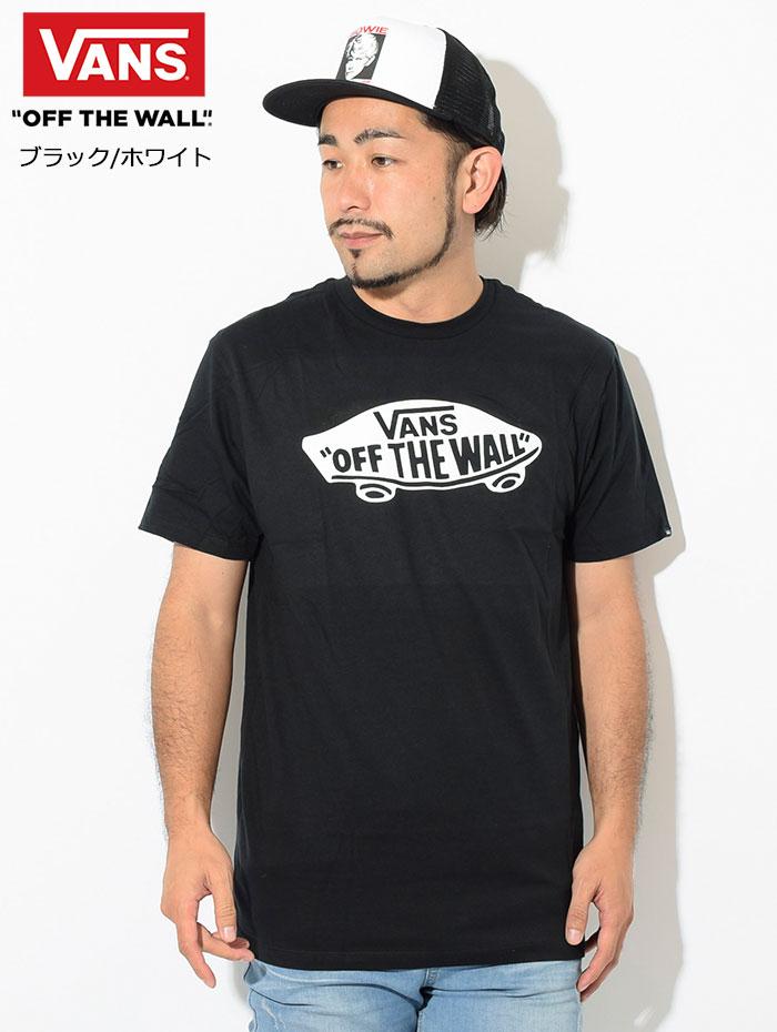 VANSバンズのTシャツ OTW03
