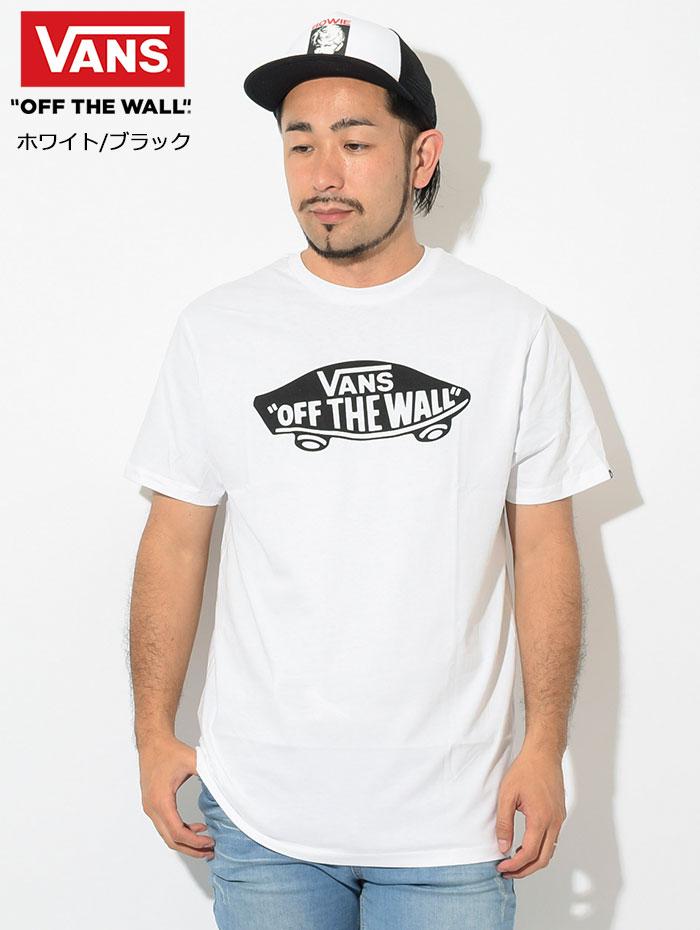 VANSバンズのTシャツ OTW04
