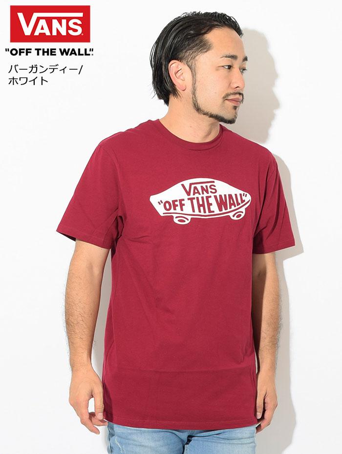 VANSバンズのTシャツ OTW05