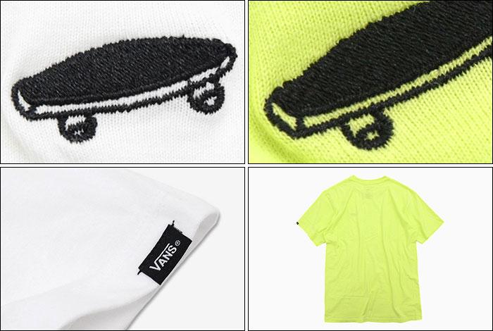 VANSバンズのTシャツ Salton Basic04
