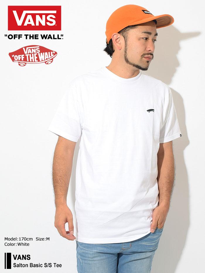 VANSバンズのTシャツ Salton Basic01