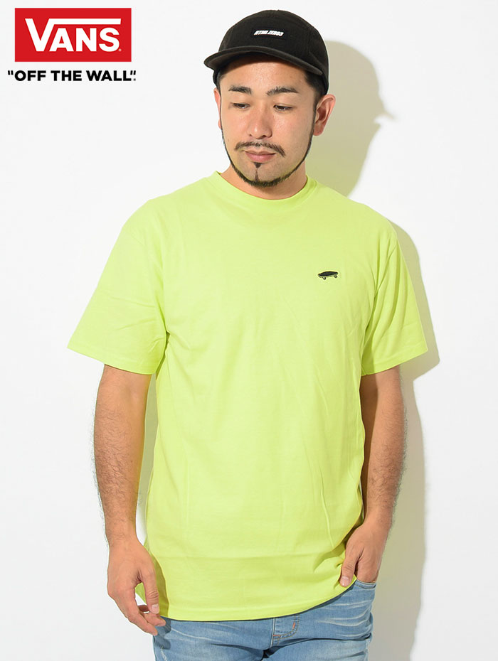 VANSバンズのTシャツ Salton Basic02