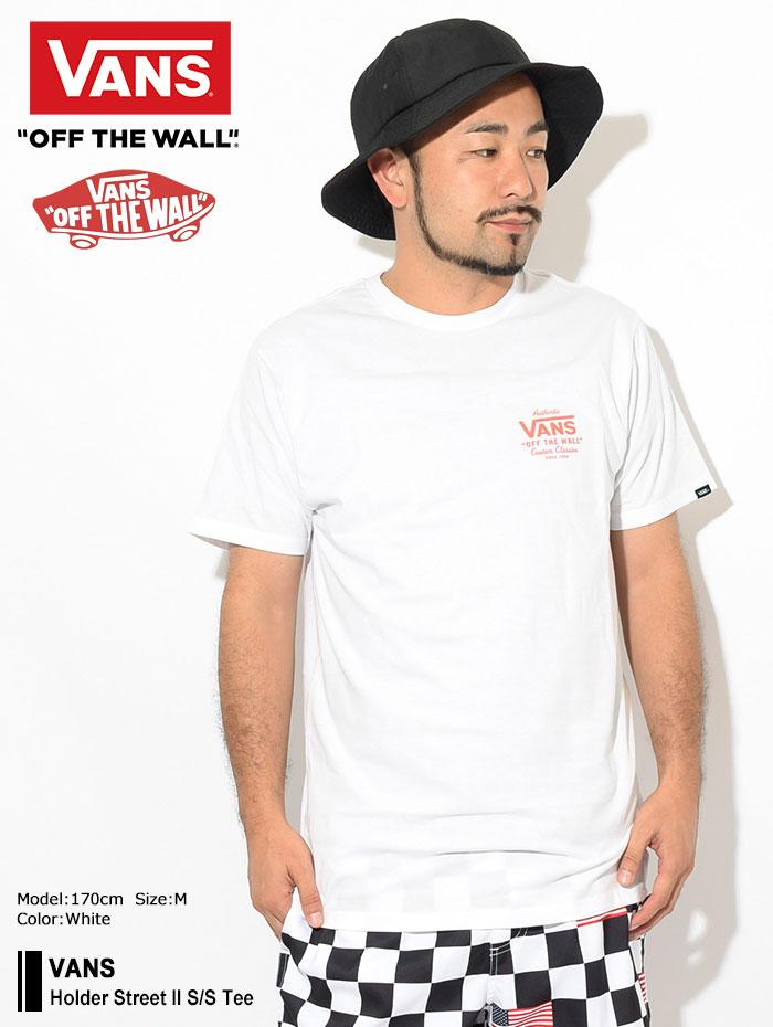 VANSバンズのTシャツ Holder Street II01
