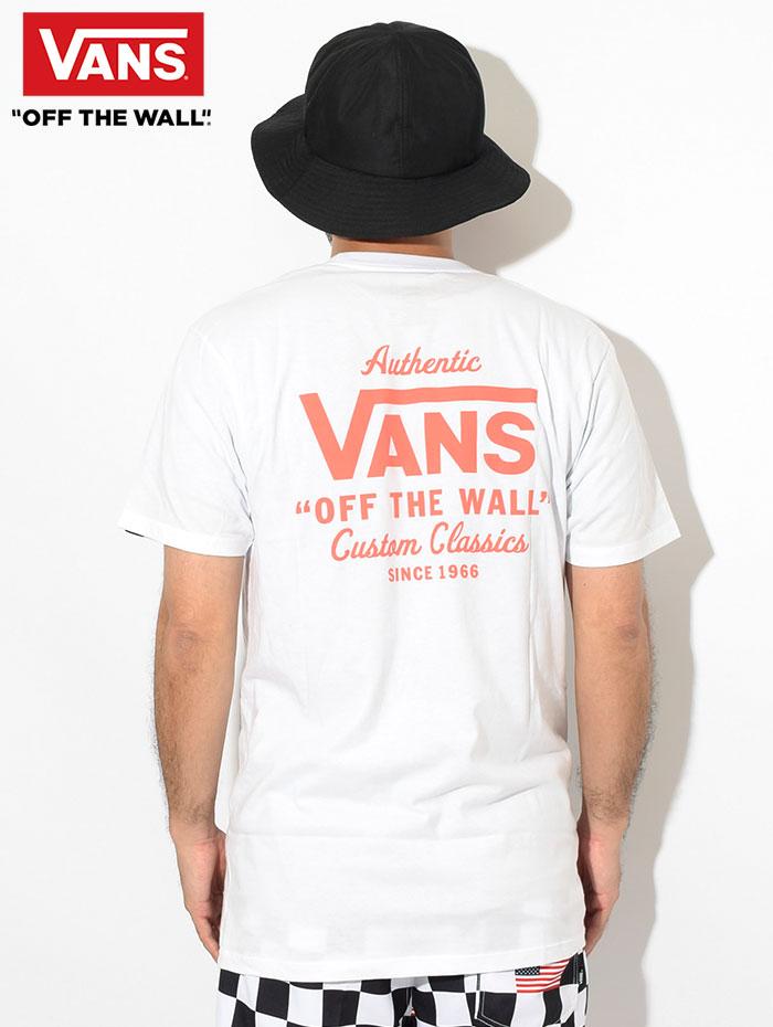 VANSバンズのTシャツ Holder Street II02