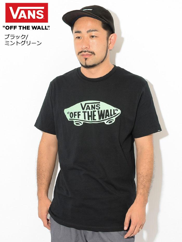 VANSバンズのTシャツ OTW06