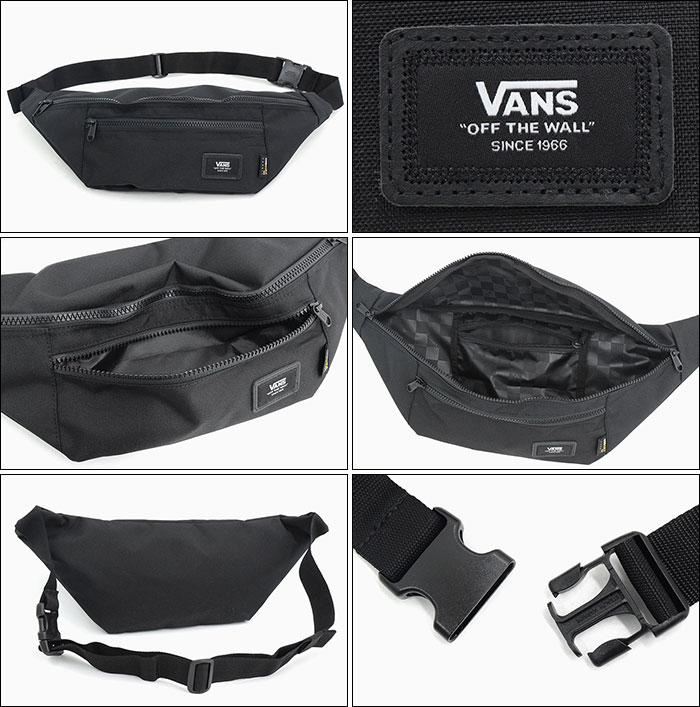 VANSバンズのボディバッグ Ward Cross Body Bag04