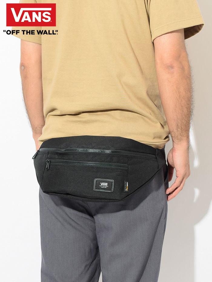 VANSバンズのボディバッグ Ward Cross Body Bag02