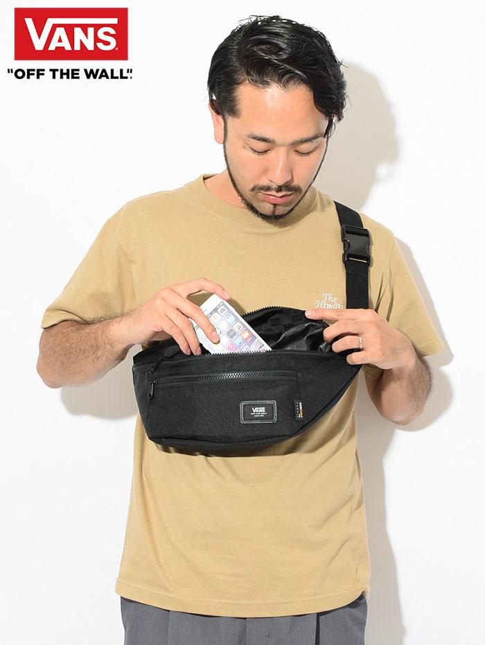 VANSバンズのボディバッグ Ward Cross Body Bag03
