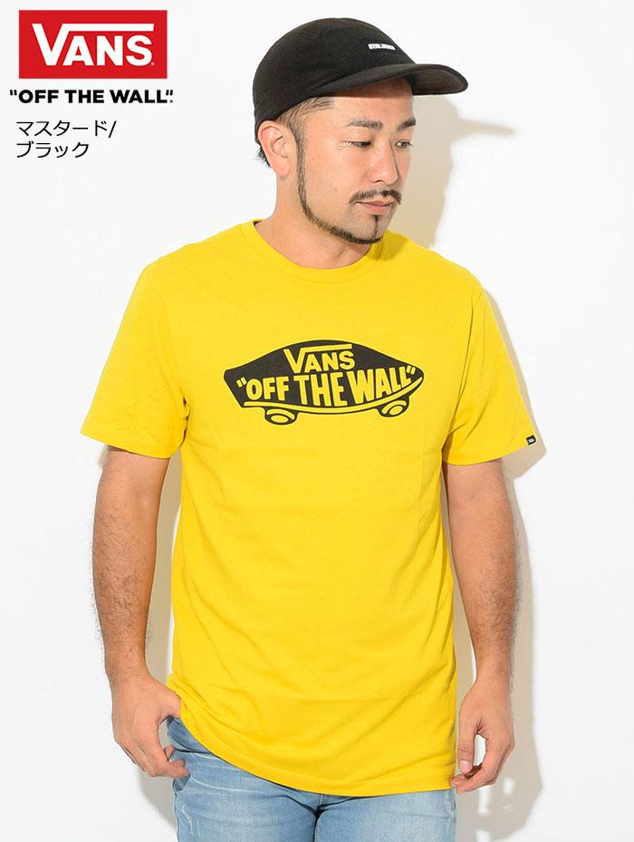 VANSバンズのTシャツ OTW07