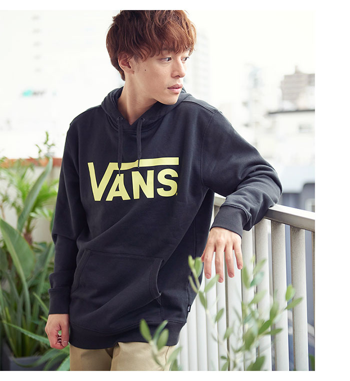 VANSバンズのパーカー Classic Pullover Hoodie10