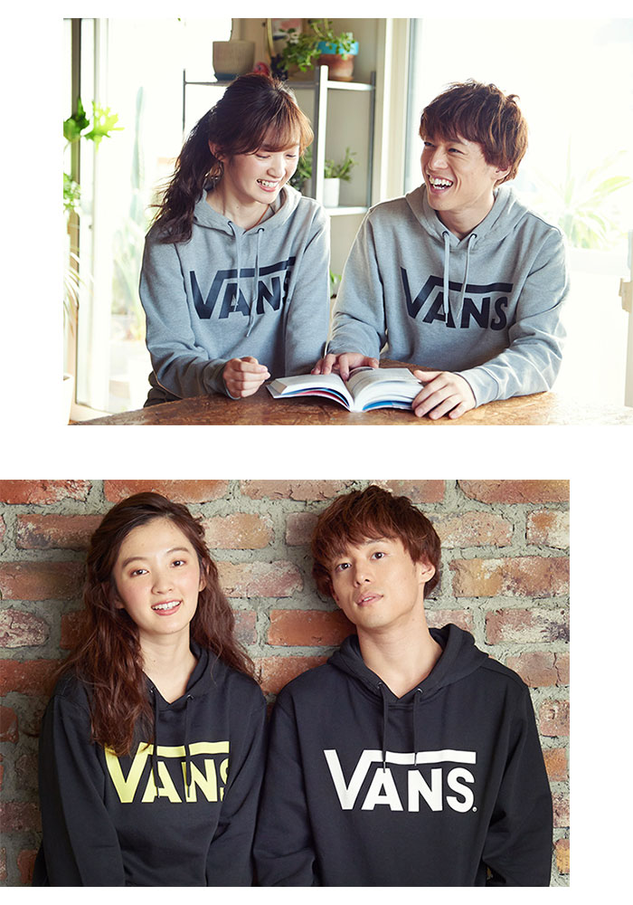 VANSバンズのパーカー Classic Pullover Hoodie11
