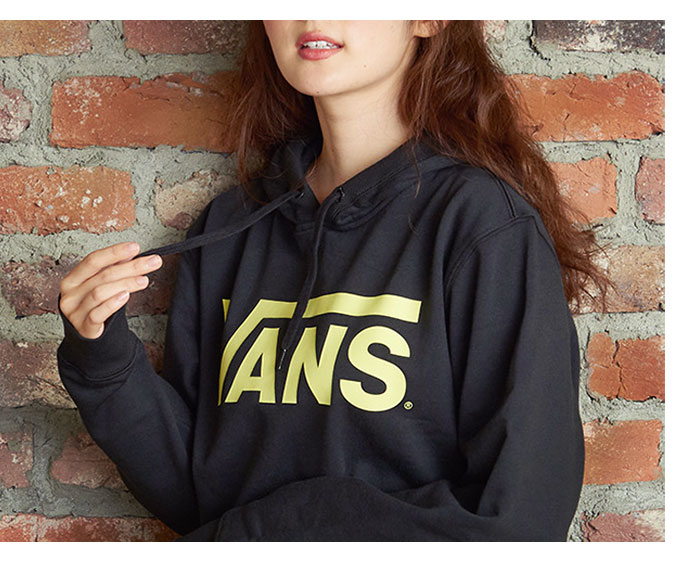 VANSバンズのパーカー Classic Pullover Hoodie04