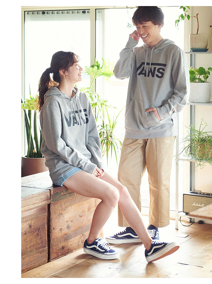 VANSバンズのパーカー Classic Pullover Hoodie05