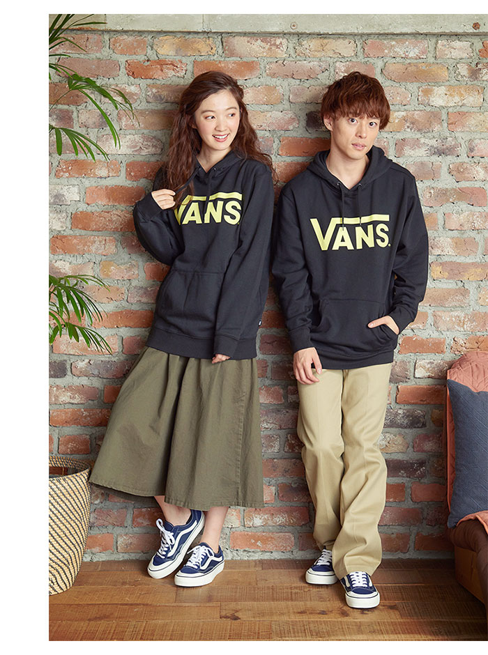 VANSバンズのパーカー Classic Pullover Hoodie07