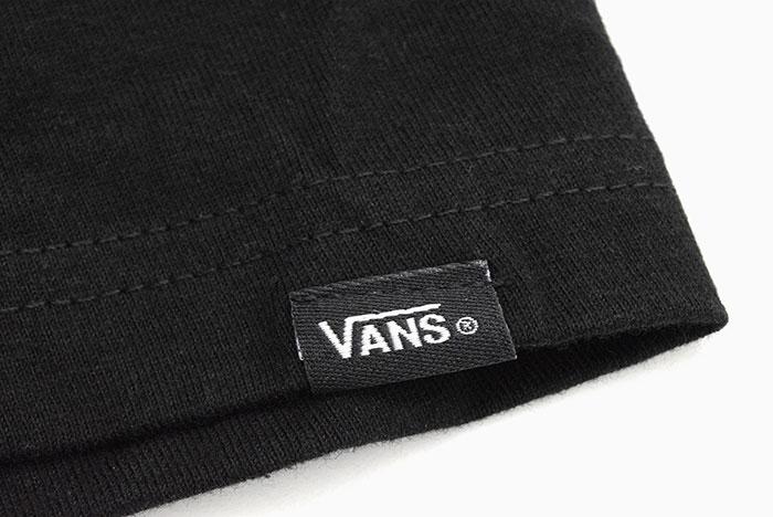 VANSバンズのTシャツ Full Patch07