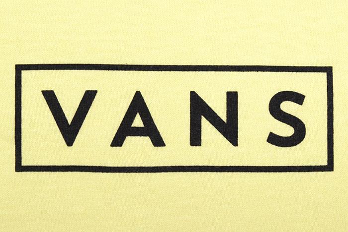 VANSバンズのTシャツ Classic Easy Box08