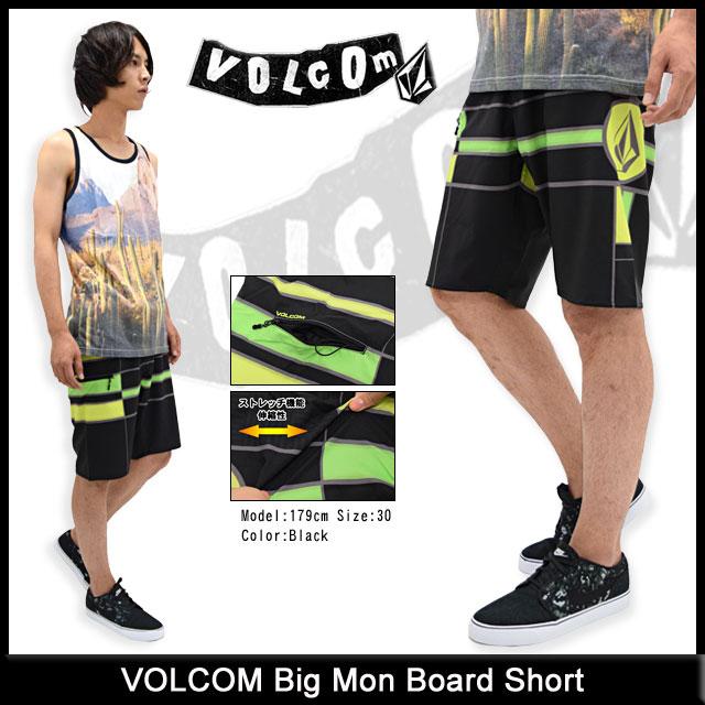VOLCOMボルコムのパンツ Big Mon Board Short01