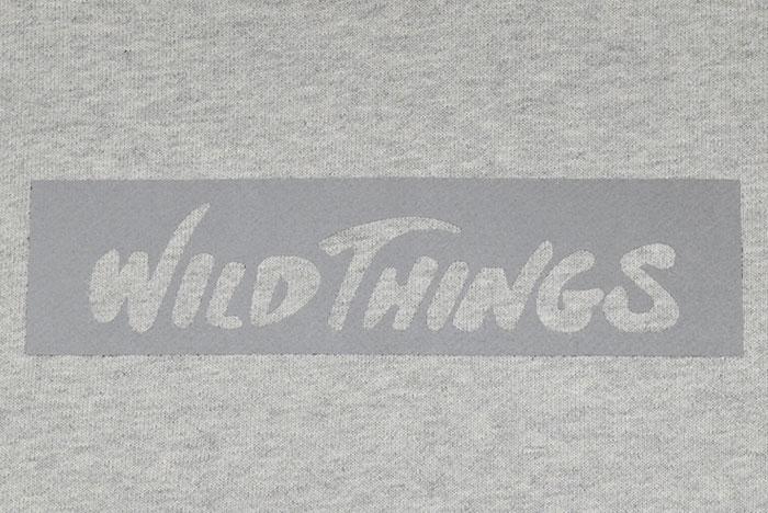 WILD THINGSワイルドシングスのパーカー Logo Sweat Hoodie08