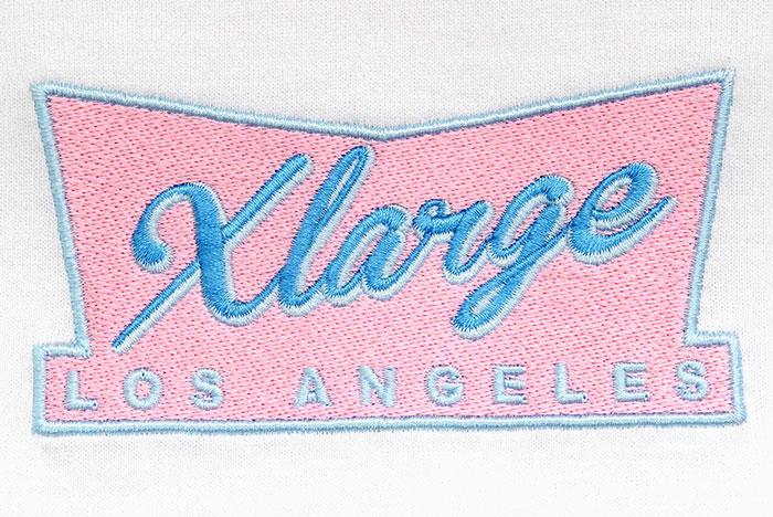 X-LARGEエクストララージのTシャツ Xlarge Sign04