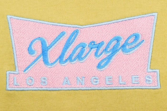 X-LARGEエクストララージのTシャツ Xlarge Sign05