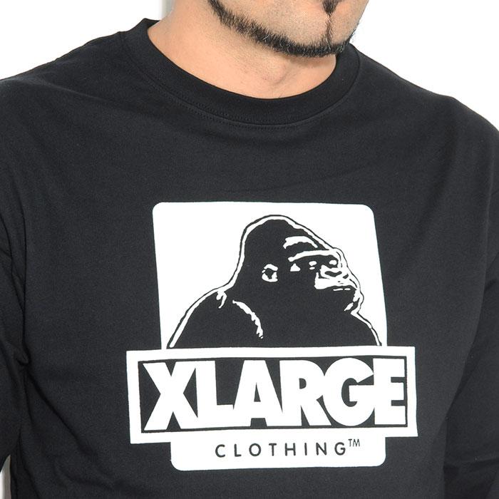 X-LARGEエクストララージのTシャツ OG02