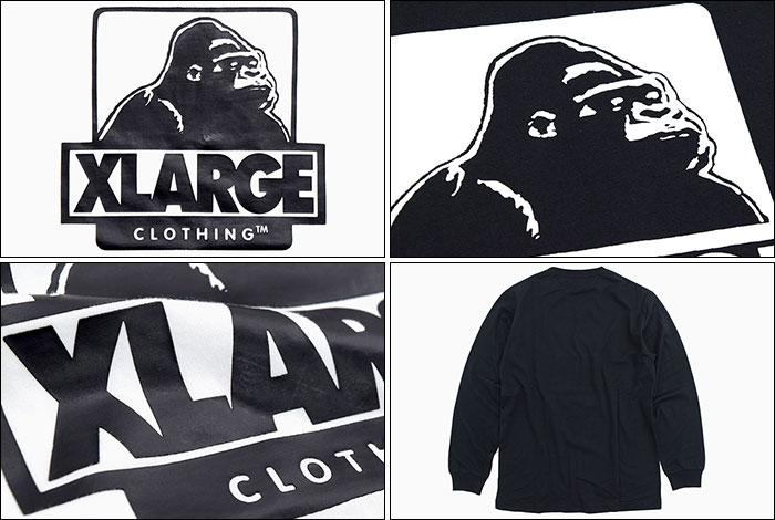 X-LARGEエクストララージのTシャツ OG03