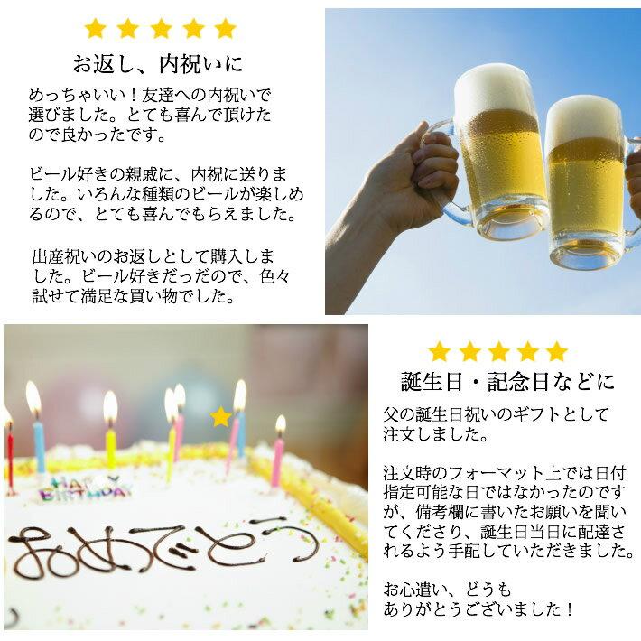 プレミアムビール飲み比べ 夢の競宴ギフトセット_img03