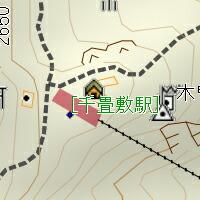 山小屋100m