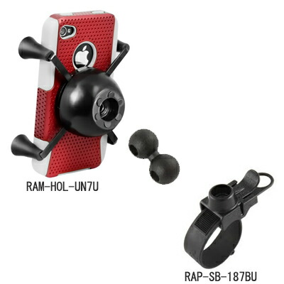 RAM Short Adapter RAP-SBA-RRU RAM to RAM Snap Link