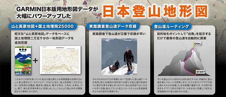 日本登山地形図TOPOPlusV3新発売キャンペーン