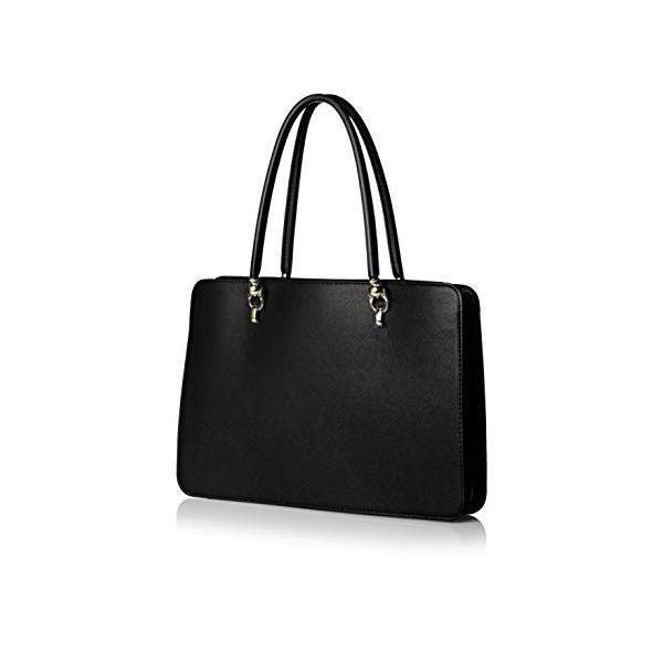 人気!! ロンドンフォグ London Fog ローガン ブリーフケース Logan Briefcase Color:ブラック