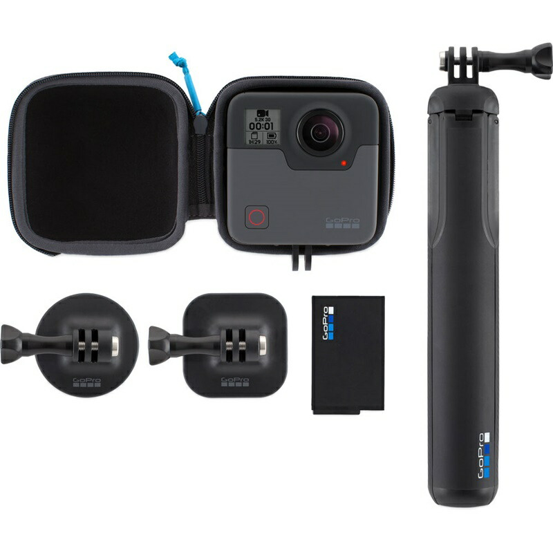 GoPro Fusion ゴープロ フュージョン