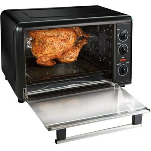 ハミルトンビーチ オーブントースター 31101 ブラック