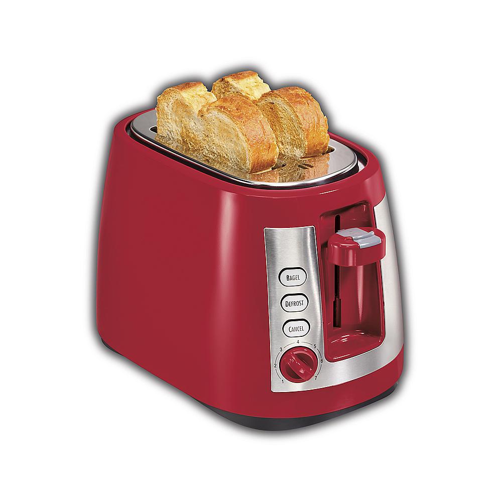 レトロな ポップアップ トースター