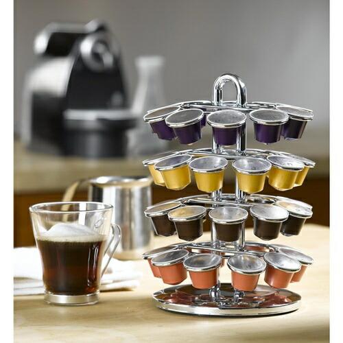NIFTY Nespresso ネスプレッソ専用 カプセルホルダー 40個収納