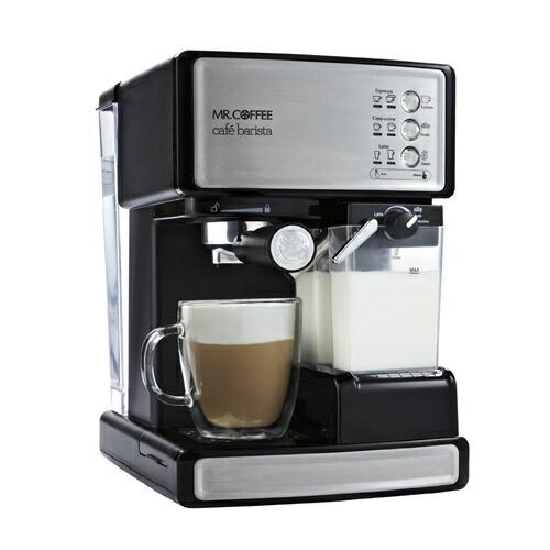 ミスターコーヒー BVMC-ECMP1000 カフェバリスタ