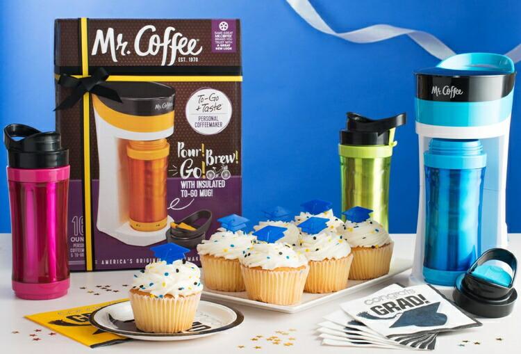 パーソナル コーヒーメーカー ミスターコーヒー BVMC-MLPK