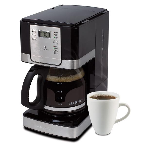 ミスターコーヒー Mr. Coffee コーヒーメーカー Advanced Brew 12-Cup プログラマブルコーヒーメーカー